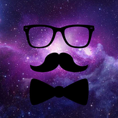 Hipster Live Wallpaper HD icon