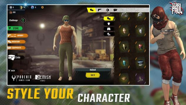 ScarFall imagem de tela 4