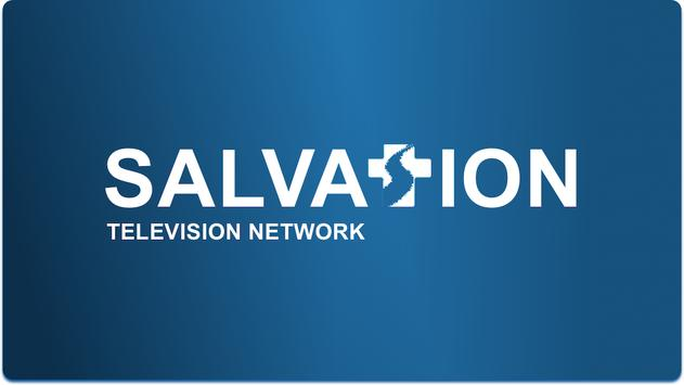 SALVATION TELEVISION poster