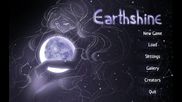 Earthshine Visual Novel poster