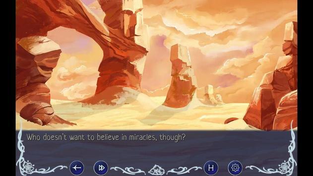 Earthshine Visual Novel screenshot 1