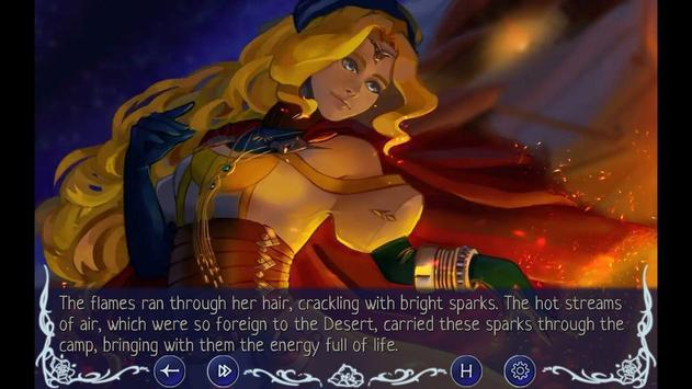 Earthshine Visual Novel screenshot 2