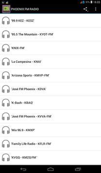 PHOENIX FM RADIO poster