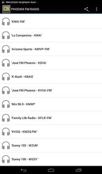 PHOENIX FM RADIO screenshot 1