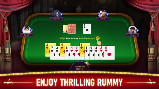 RR - Royal Rummy With Friend poster