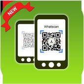 Icona Whatscan - Status saver for whatsweb