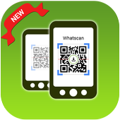 Whatscan - Status saver for whatsweb icon