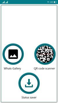 Whatscan - Status saver for whatsweb poster