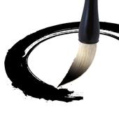 Virtual Writing Brush icon