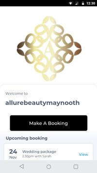 allurebeautymaynooth poster