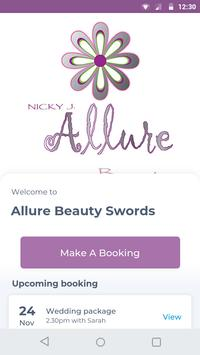 Allure Beauty Swords poster