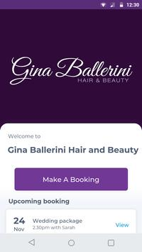 Gina Ballerini Hair and Beauty poster