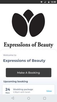 Expressions of Beauty poster