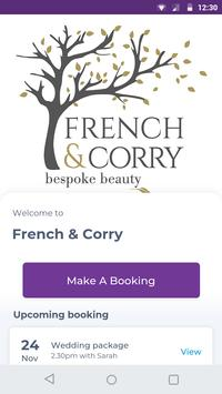 French & Corry poster