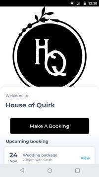 House of Quirk poster