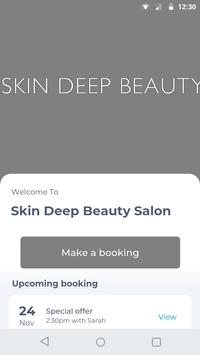 Skin Deep Beauty Salon poster