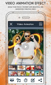 Photo Effect Animation Video screenshot 6