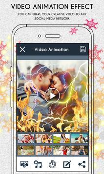Photo Effect Animation Video screenshot 11