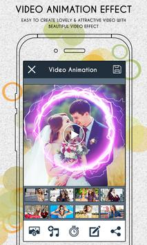 Photo Effect Animation Video screenshot 1
