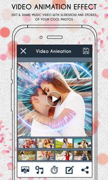 Photo Effect Animation Video screenshot 2