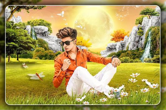 Nature Photo Frame:Natural  Photo Editor screenshot 6