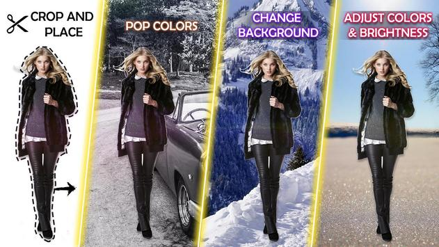 Background Changer - Photo Background Eraser poster