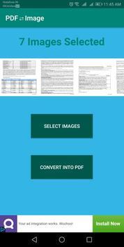 PDF⇄Image Converter screenshot 1