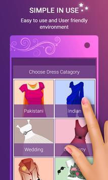 Photo Editor: Women Dress Fashion Suit screenshot 10