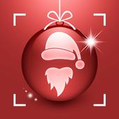 Christmas Photo Frames Stickers & Art icon