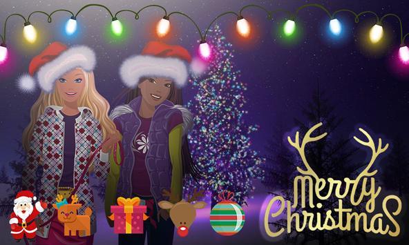 Christmas Photo Frames Stickers & Art screenshot 4