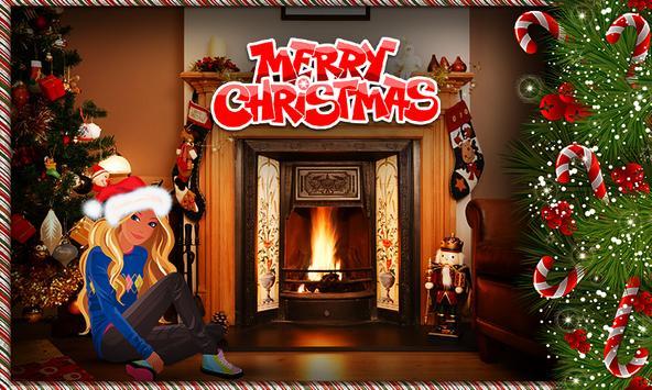 Christmas Photo Frames Stickers & Art screenshot 5