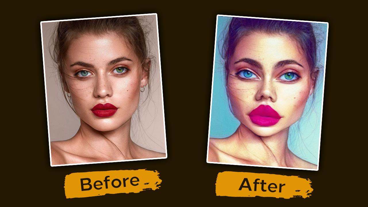 funny face app download