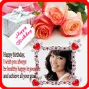 Birthday Photo Frame Greetings APK Android