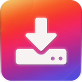 InstaDownloader-Instagram photo and video download icon