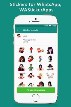 WAStickerApps - Stickers For Whatsapp screenshot 5