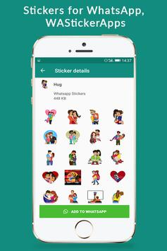 WAStickerApps - Stickers For Whatsapp screenshot 2