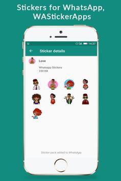 WAStickerApps - Stickers For Whatsapp screenshot 3