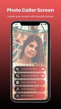 My Photo Phone Dialer: Photo Caller Screen Dialer स्क्रीनशॉट 1