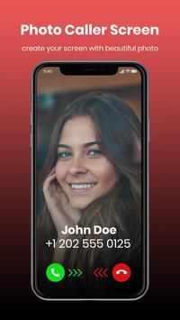 My Photo Phone Dialer: Photo Caller Screen Dialer स्क्रीनशॉट 2