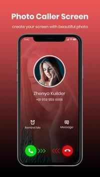 My Photo Phone Dialer: Photo Caller Screen Dialer स्क्रीनशॉट 9
