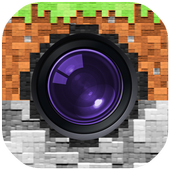 MineCam MC Photo Editor icon
