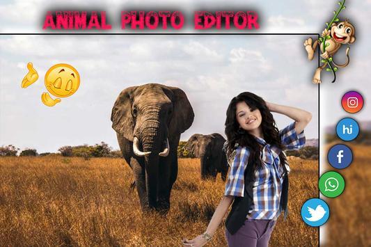 Animal Photo Frame screenshot 4