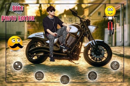 Bike Photo Frame screenshot 3