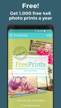 FreePrints poster