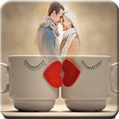 Love Hearts Photo Frames icon