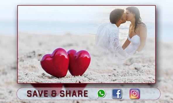 Love Hearts Photo Frames screenshot 7
