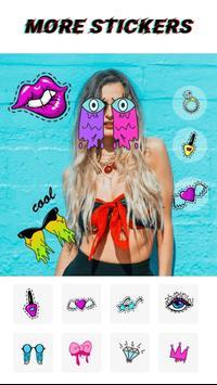 Collage Maker - Grid Photo Square Art Pic Collage Ekran Görüntüsü 3