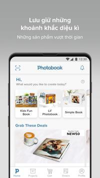 Photobook ảnh chụp màn hình 1