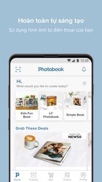 Photobook ảnh chụp màn hình 3