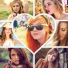 foto collage, foto-editor-icoon